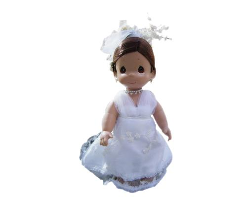 Love Live Precious Moments Bride and Groom Handmade Wedding Dolls