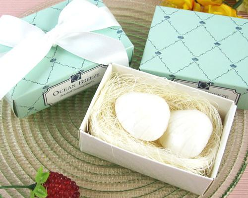 Lovely Wedding Favor Gift Soap - Sea Shells