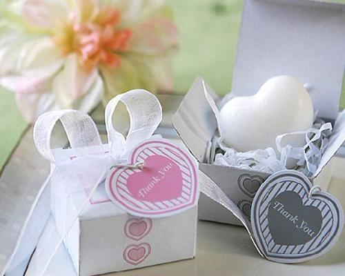 Lovely Wedding Favor Gift Soap - Sweet Heart