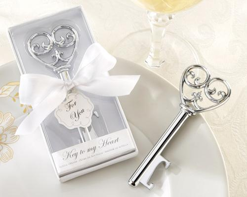 Love Of Key Wedding Bottle Opener