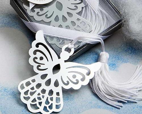 Eagle Wedding Favors Bookmark