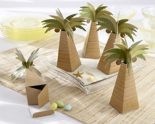 20 Pcs Tree Wedding Favor Boxes