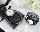 Lace Flower Wedding Favors Compact Mirror