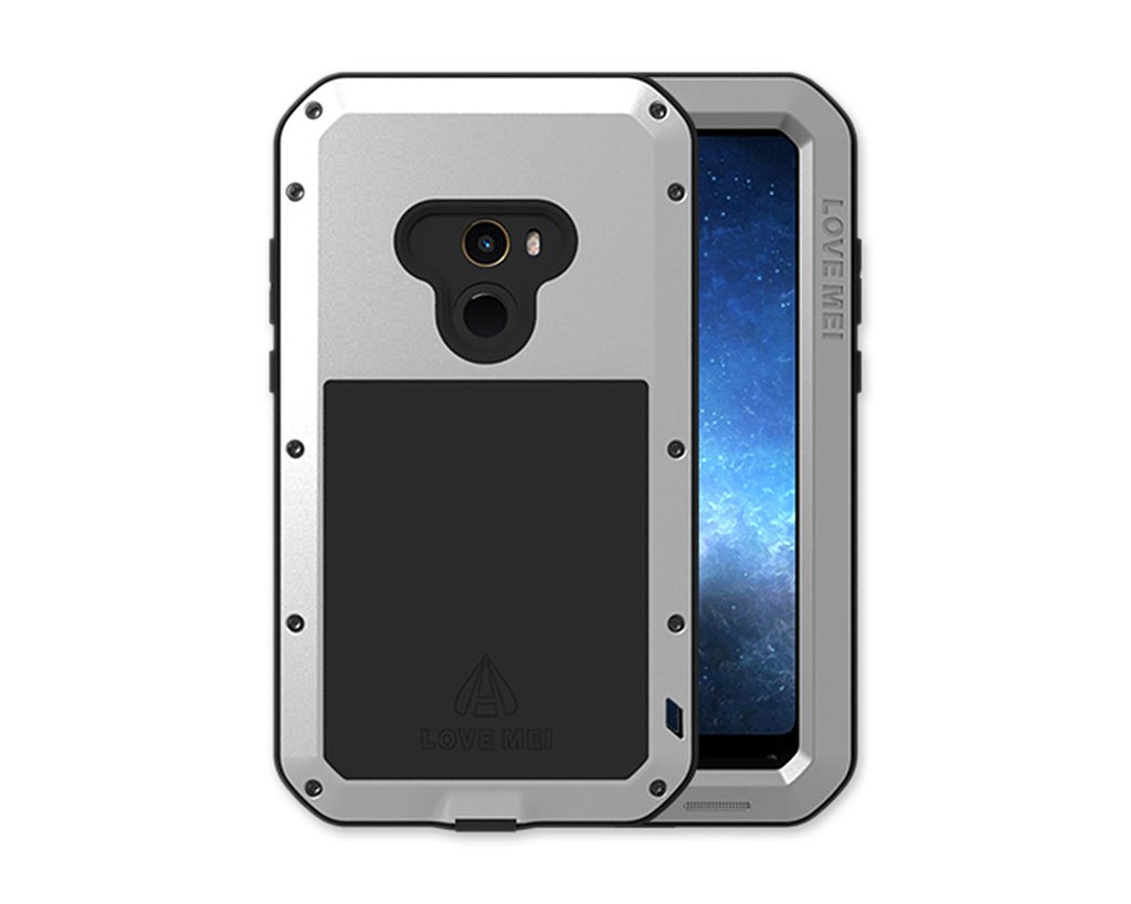 Xiaomi Mi MIX2 Waterproof Case Shockproof Metal Case