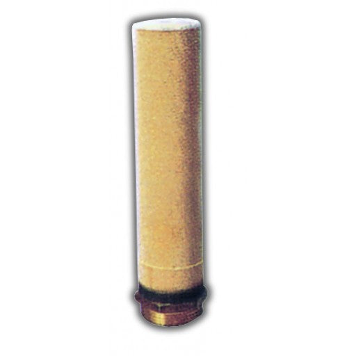 High Volume Exhaust Silencer - Sintered Bronze
