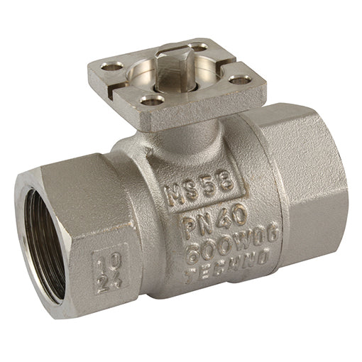 VALVE ISO 5211 PAD WRAS APPROVED F X F / BSPP