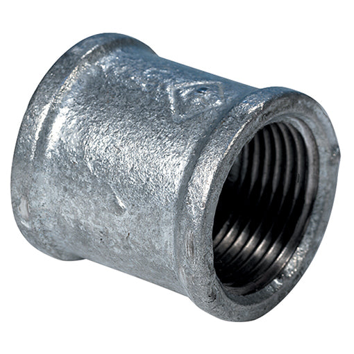 Galvanised Equal Female Socket, BSPP (270)