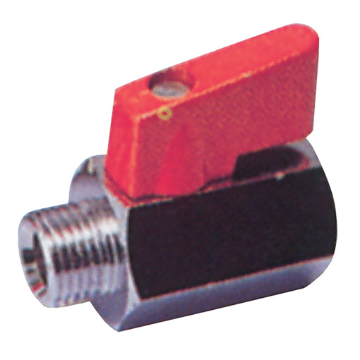 Mini Ball Valve Male X Female