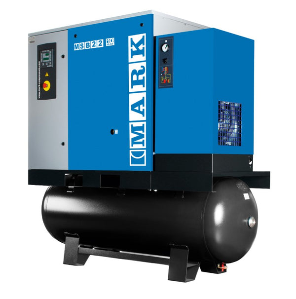 MSB Tank Dry 500 Rotary Screw Compressors