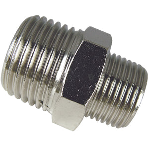Nickel Plated Threaded Adaptors