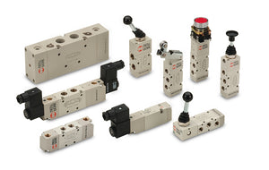 mechanical and solenoid valves