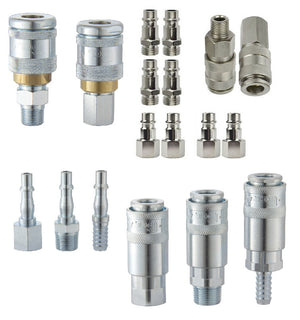 COUPLINGS AND ADAPTORS