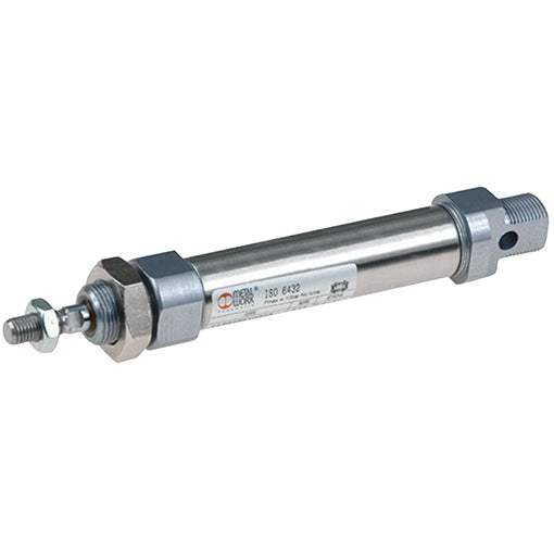 ISO 6432 Double Acting Cylinders, Magnetic / Diameter 25mm - Stroke 320mm