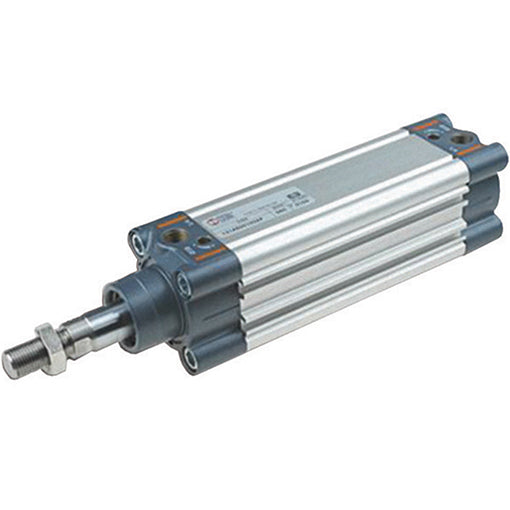 Double Acting Cylinders ISO 15552 / Diameter 125mm Stroke 160 CODE: 1213A20160AN