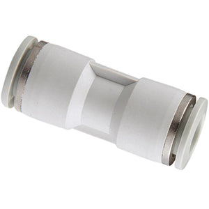 Straight  Equal Connector Tube 8mm