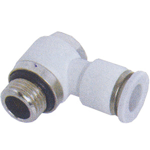Tube Fittings / Compact Male Elbow BSP Parallel x Tube