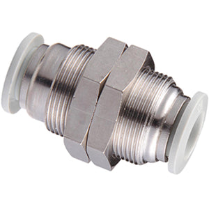Bulkhead Connector Tube 12mm