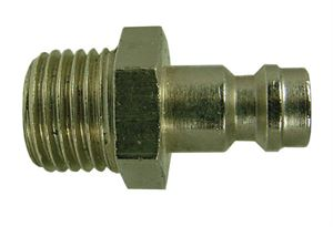 "Coupling Plug Male Thread G1/4"", Hex 15mm, Length 28mm CODE: QRP2114MN"