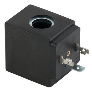 "Type 2 Solenoid Coil, Class ""H"", High Temperature Applications / 12V DC 30mm Wide CODE: 220"