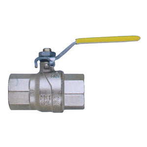 "Full Flow Ball Valve for Gas F. BSPP G1.1/2"" X F. 103mm"