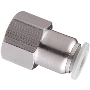 "Parallel Female Stud BSP G3/8"" X 12mm Tube"