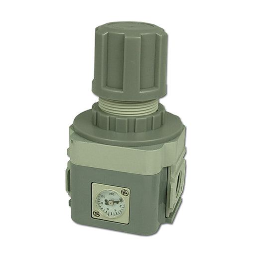 "Pressure Regulators 3000 Series, Thread BSPP G1/4"" AR3000-02-G"