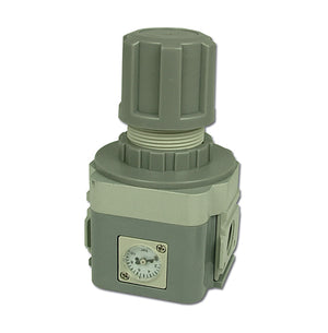 "Pressure Regulators 3000 Series, Thread BSPP G3/8"" AR3000-03-G"