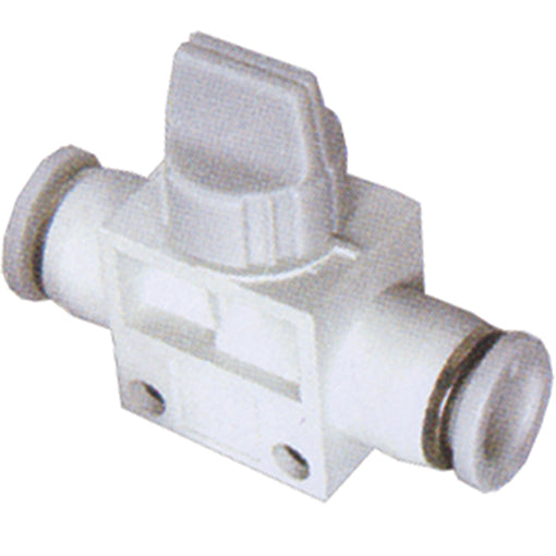 Ball Valve Venting Tube OD 10mm