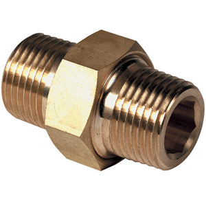 Brass Equal swivel Union Thread G1/2""