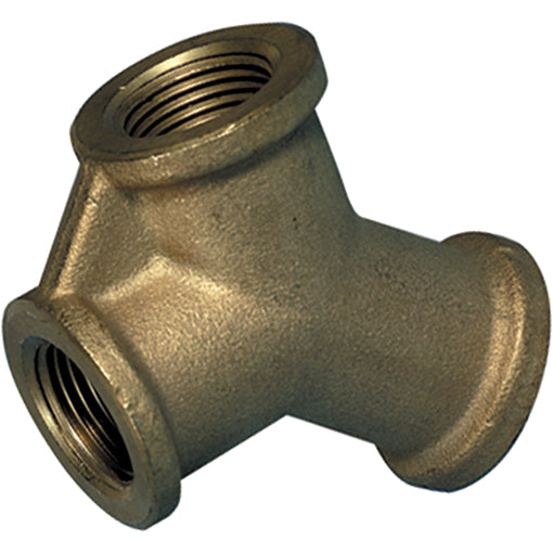 "Brass ""Y"" Connector Thread G3/8"""
