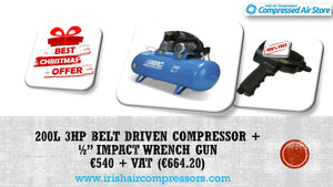 Christmas Deal Air Compressor