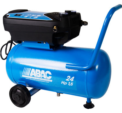 DD ABAC Oil Free Air Compressor / Part No. 1129100203 / Pole Position O15