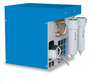 "DW Refrigerated Dryer - PDP Display  Capacity: 12 CFM / 21m3Hr / Connection: ¾"" M / Pressure: 16 BAR2/240V CODE: 4102002444"