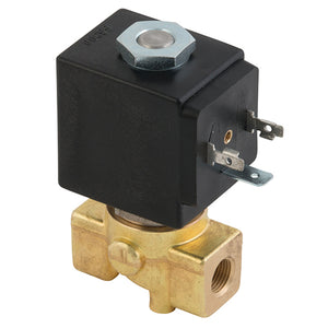 "2 Way Valve, 2/2 Direct Acting, BSPP G1/8"" / 2.5mm"
