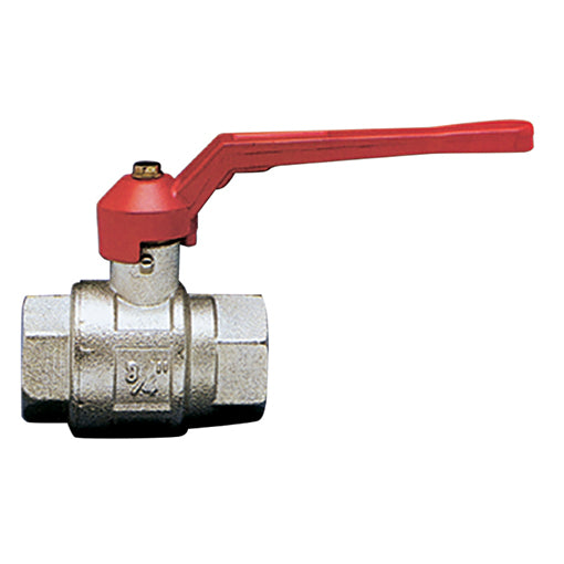 "Full Flow Lever Ball Valve F. BSPP G4"" X F. 206mm"