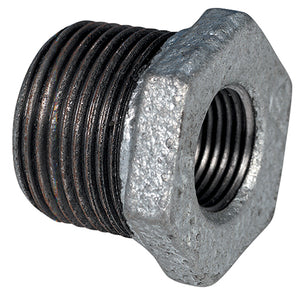 "Galvanised Reducing Bush BSPP G1.1/2"" X G1/2"""