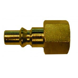 "Coupling Plug Female Thread G1/4""Hex 19mm / Length 35mm CODE: QRP1414F"
