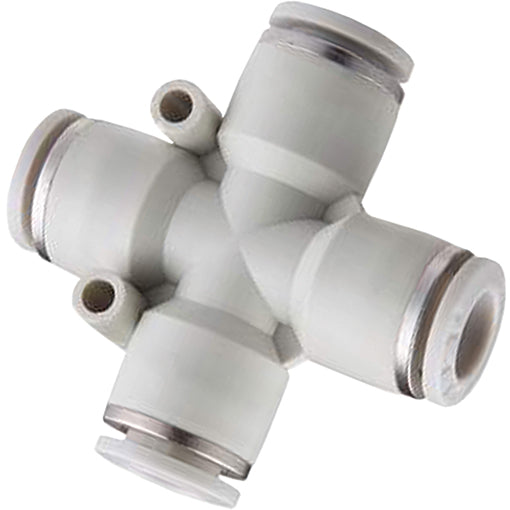 Equal Cross Tube 8mm