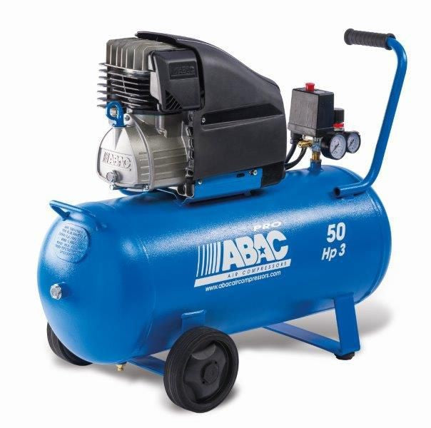 DD ABAC Monte Carlo L30P Lubricated Air Compressor/ Part No. 1129100199 / L30P