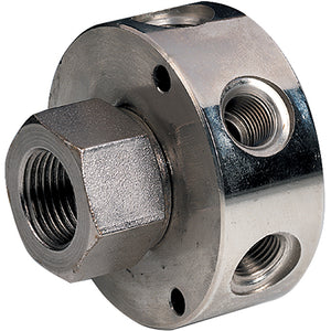 Nickel Plated Brass Multiple Rotary Joint G 3 X 1/4""