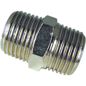 Equal Nipple: Thread BSPT 1/4""
