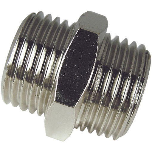 Parallel Equal Nipple Thread: G1/8""