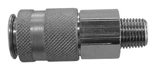 "Coupling Body, Male Thread G3/8"", Hex 19mm, Length 63mm CODE: QRC1938M"