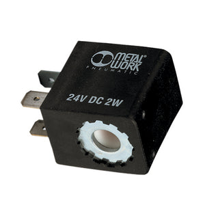 Solenoid Coil, 5W, 22mm CODE: W0215000001