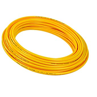 Metric Flexible Nylon Tubing 30M OD 6mm / ID4    NM6/4YW30