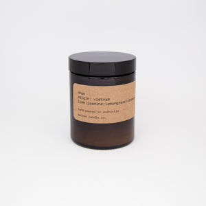 chào [175ml]: lime | jasmine | lemongrass | rosewood