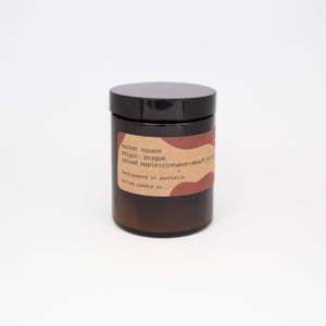 market square [175ml]: maple | cinnamon | peach | orange | clove