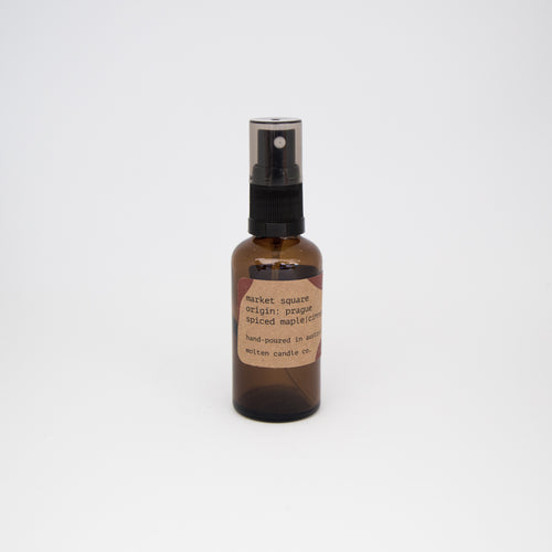 market square [room mist]: maple | cinnamon | peach | orange | clove