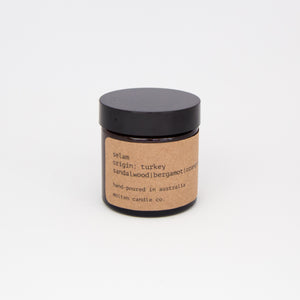 selam [60ml]: sandalwood | bergamot | orange | patchouli