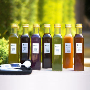 Natural Syrups (20+ tastes) for Private Label only